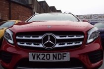 Mercedes GLA CLASS 1.6 A200 AMG LINE EDITION PLUS 154 7SP DCT AUTOMATIC