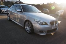 BMW 5 SERIES 530d M Sport FULL SERVICE HISTORY ! GREAT SPEC ! 99% FINANCE APPROVAL !