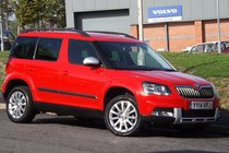 Skoda Yeti OUTDOOR SE TDI CR DSG