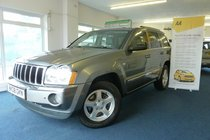 Jeep Grand Cherokee V6 CRD LIMITED