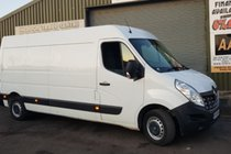 Renault Master LM35 BUSINESS ENERGY DCI S/R P/V