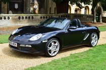 Porsche Boxster 3.2 S 987 One Former Owners FSH BRILLIANT EXAMPLE