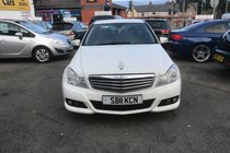 Mercedes C Class C200 CDI BLUEEFFICIENCY SE