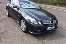 Mercedes E Class E250 CDI BLUEEFFICIENCY SPORT BUY NO DEP & £ 48 A WEEK T&C APPLY