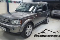 Land Rover Discovery 4 3.0 TDV6 XS 7 SEAT 4X4 AUTO