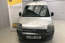 Ford Connect TDCI T230 LX LWB P/V 110