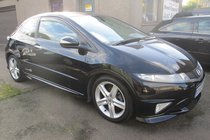 Honda Civic 1.8 I-VTEC TYPE S GT - CAR NOW SOLD -