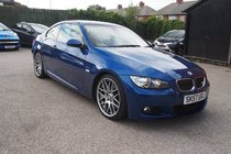 BMW 3 SERIES 330d M SPORT FULL SERVICE HISTORY ! GREAT SPEC ! 99% FINANCE APPROVAL !