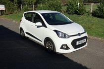 Hyundai I10 Premium 1.0 Manual 66PS FULL SERVICE HISTORY BLUETOOTH HIGH SPEC