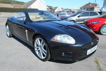 Jaguar XKR XK Convertible