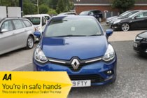 Renault Clio ICONIC TCE *SAT NAV*ONE OWNER*FULL SERVICE HISTORY*ONLY 6,627 MILES*IMMACULATE*SAVE THOUSANDS ON THE PRICE OF A NEW ONE!!!