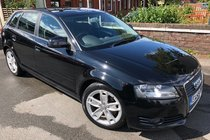 Audi A3 TDI E SPORT £30 Road tax/10 Services/2 keys/Mot august 2019