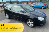 Volkswagen Polo MATCH - FULL MOT - ANY PX WELCOME