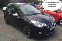 Citroen DS3 BLACK AND WHITE