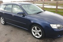 Subaru Legacy RE SPORTS TOURER AWD - FULL MOT - FULL SERVICE HISTORY - ANY PX WELCOME