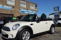 MINI Convertible 1.6I 16V ONE CONVERTIBLE SOLD