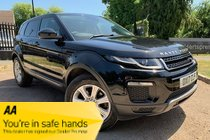Land Rover Range Rover Evoque TD4 SE TECH MANUAL + PANORAMIC SUNROOF/HEATED LEATHER