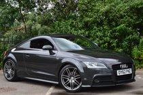 Audi TT TFSI BLACK EDITION
