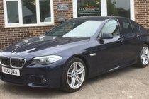 BMW 5 SERIES 2.0 525d M Sport 4dr