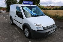 Ford Connect TDCI T200 L SWB P/V 75 great condition years mot **cheap van**
