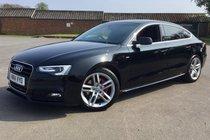 Audi A5 SPORTBACK QUATTRO S LINE 3.0 TDi AUTO