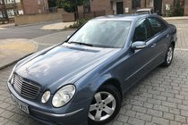 Mercedes E Class E320 CDI AVANTGARDE