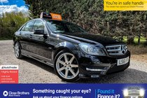 Mercedes C Class C250 CDI BLUEEFFICIENCY SPORT ED125