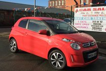 Citroen C1 FLAIR VTi 82 3DR 2014/64 *** WARRANTED LOW 9,406 MILES *** FREE ROAD TAX *** 1 LADY OWNER FROM NEW *** HUGE SPECIFICATION