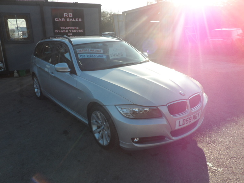 BMW 3 SERIES 320i SE BUSINESS EDITION TOURING | RB Cars UK