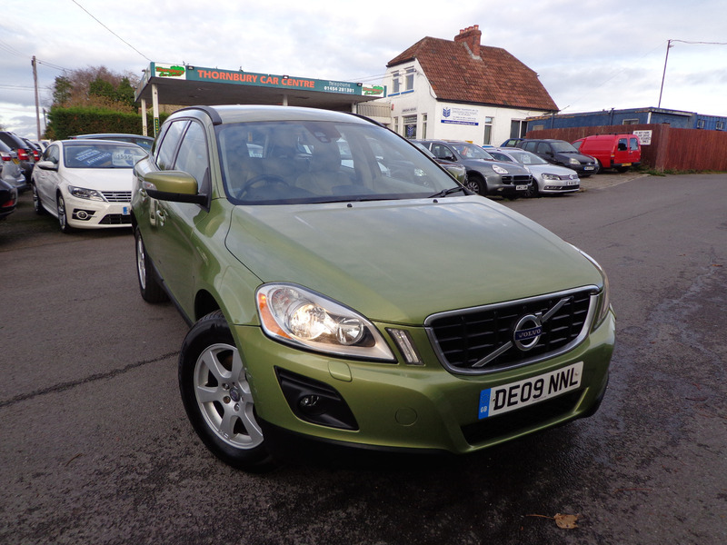 volvo xc60 d5 awd s 205bhp thornbury car centre. Black Bedroom Furniture Sets. Home Design Ideas