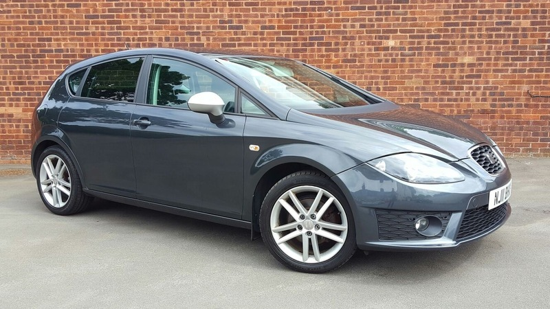 seat leon 2 0 tdi cr fr 140ps ideal car centre ltd. Black Bedroom Furniture Sets. Home Design Ideas