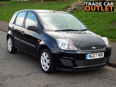 Ford Fiesta 1.25I STYLE CLIMATE+NEW MOT+