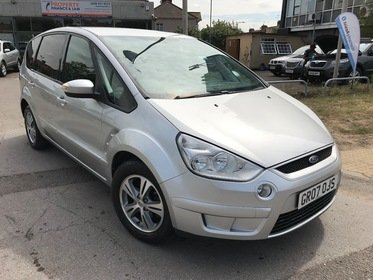Ford S-Max 1.8TDCI ZETEC 6 SPEED 125PS