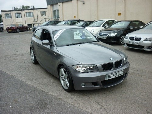 BMW 120 120d M SPORT 177bhp Finance Available