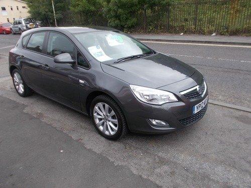 Vauxhall Astra 1.4I 16V VVT BUY NO DEP & £35 PER WEEK