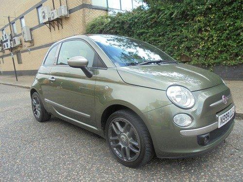 Fiat 500 1.2I BY DIESEL