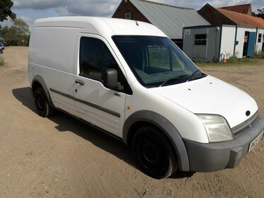 Ford Connect T220 LWB P/V