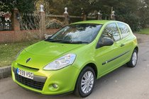 Renault Clio EXTREME 1 OWNER FSH