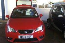 SEAT Ibiza SC 1.4 16v 85PS Toca
