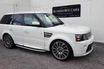 Land Rover Range Rover Sport Autobiography SDV6 HSE AUTOBIOGRAPHY