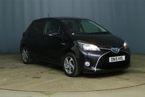 Toyota Yaris VVT-I ICON.1 Owner/HPi Clear/RevCam/BT