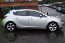 Vauxhall Astra 1.6I 16V VVT SRI 115PS 5 DR H/BACK