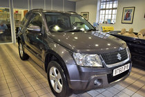 Suzuki Grand Vitara 1.6 16v SZ4 3-door