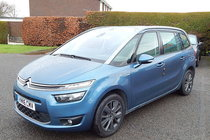 Citroen C4 Picasso GRAND BLUEHDI EXCLUSIVE