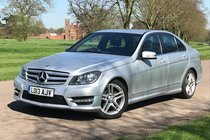 Mercedes C Class C 220 CDI BlueEFFICIENCY AMG Sport