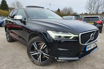 Volvo XC60 D5 POWERPULSE R-DESIGN AWD AUTO GLASS ROOF ULEZ FREE