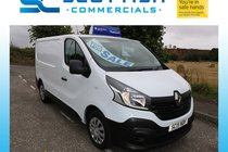 Renault Trafic SL27 BUSINESS stunning condition *low miles* new shape must be seen