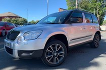 Skoda Yeti ADVENTURE TDI CR 4X4