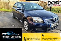 Toyota Avensis 2.0 D4D COLOUR COLLECTION