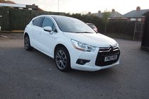 Citroen DS4 DStyle HDi 110 SERVICE HISTORY ! £20 A YEAR TAX ! 99% FINANCE APPROVAL !